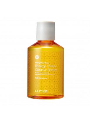 Витаминная сплэш-маска для сияния кожи Blithe Energy Yellow Citrus & Honey Splash Mask