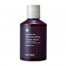Омолаживающая сплэш-маска для эластичности кожи Blithe Rejuvenating Purple Berry Splash Mask