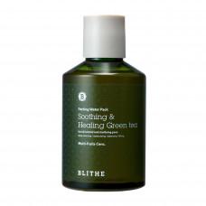 Успокаивающая сплэш-маска для проблемной кожи Blithe Soothing&Healing Green Tea Splash Mask