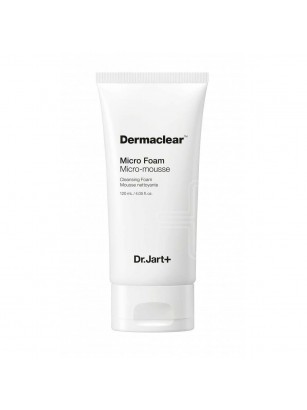 Мягкая пенка для умывания с био-водой Dr.Jart+ Dermaclear Micro Foam Micro-Mousse Cleansing Foam
