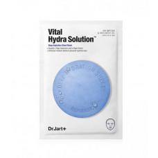 Тканевая маска для интенсивного увлажнения Dr.Jart+ Vital Hydra Solution