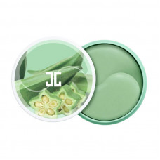 Укрепляющие гидрогелевые патчи с экстрактом плодов окры JayJun Okra Eye Gel Patch