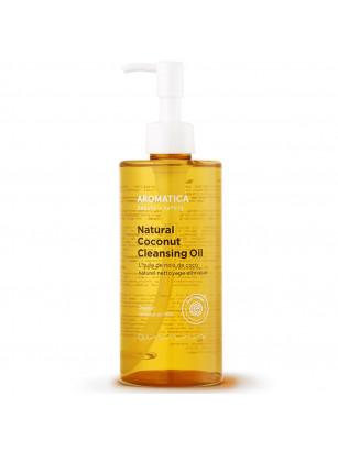 Органическое гидрофильное масло с кокосом Aromatica Natural Coconut Cleansing Oil