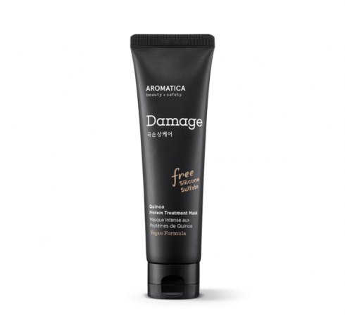 Восстанавливающая маска для волос с протеином AROMATICA Quinoa Protein Treatment Mask