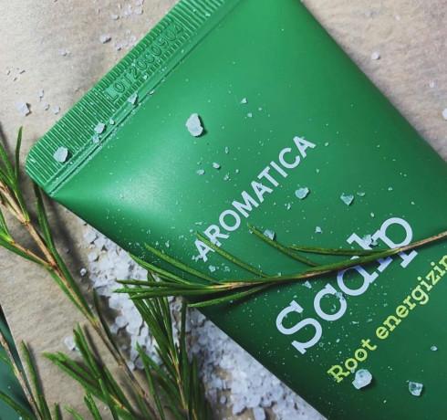 Скраб для кожи головы с розмарином Aromatica Rosemary Scalp Scrub