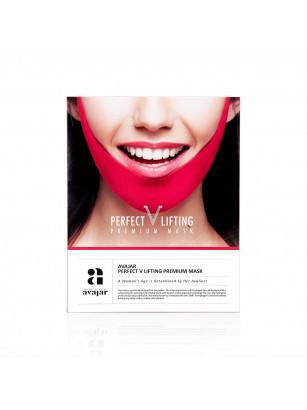 Подтягивающая маска Avajar Perfect V lifting premium mask