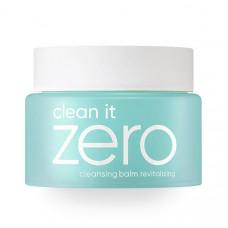 Освежающий бальзам для очищения и снятия макияжа BANILA CO Clean It Zero Cleansing Balm Revitalizing