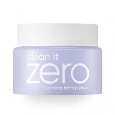 Успокаивающий бальзам для очищения и снятия макияжа BANILA CO Clean It Zero Cleansing Balm Purifying