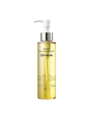 Гидрофильное масло Ciracle Absolute Deep Cleansing Oil