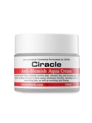 Крем для проблемной кожи Ciracle Anti-Blemish Aqua Cream
