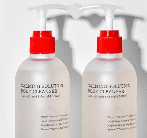 Успокаивающий гель для душа Cosrx AC Collection Calming Solution Body Cleanser