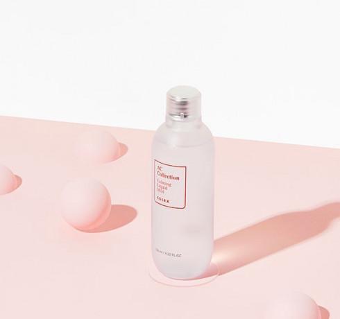 Лёгкий успокаивающий флюид для проблемной кожи COSRX AC Collection Calming Liquid Mild