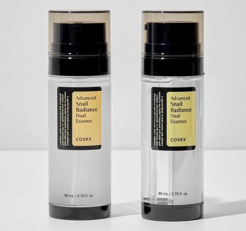 Двойная эссенция с муцином улитки COSRX Advanced Snail Radiance Dual Essence