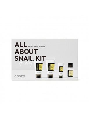 Набор с муцином улитки COSRX All About Snail Kit