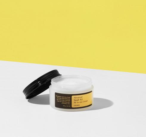 Высокоактивный крем с муцином улитки COSRX Advanced Snail 92 All In One Cream