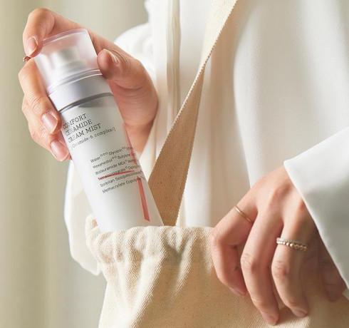 Увлажняющий кремовый мист CosRX Balancium Comfort Ceramide Cream Mist