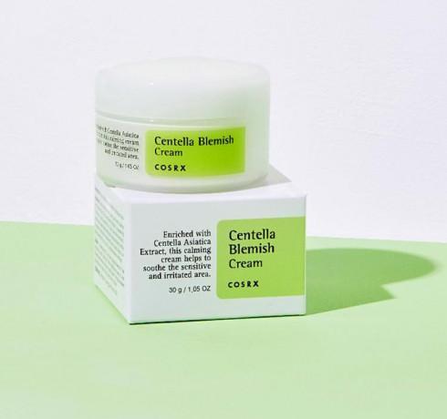 Крем центелла против акне и купероза COSRX Centella Blemish Cream