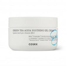 Успокаивающий гель-крем с зелёным чаем COSRX Green Tea Aqua Soothing Gel Cream