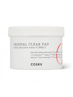 Очищающие пэды для лица с BHA-кислотой COSRX One Step Pimple Clear Pad