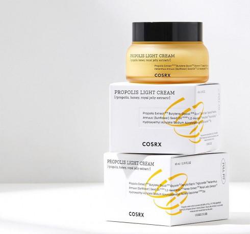 Питательный крем с прополисом CosRX Propolis Light Cream