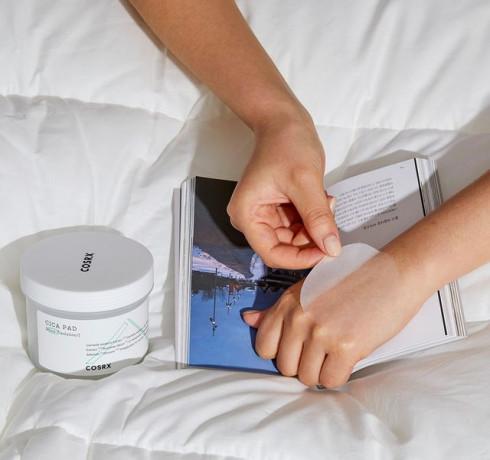 Успокаивающие пэды для чувствительной кожи COSRX Pure Fit Cica Pad