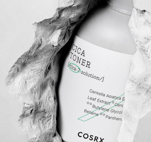 Успокаивающий тонер с центеллой CosRX Pure Fit Cica Toner