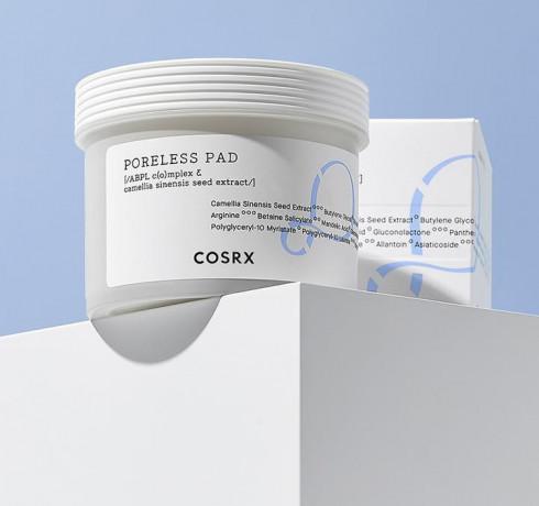 Кислотные тонер-пэды с комплексом APBL для сужения пор COSRX Poreless Pad
