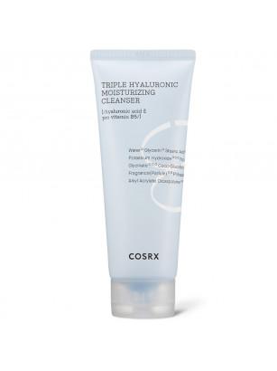 Пенка для умывания CosRX Hydrium Triple Hyaluronic Moisture Cleanser