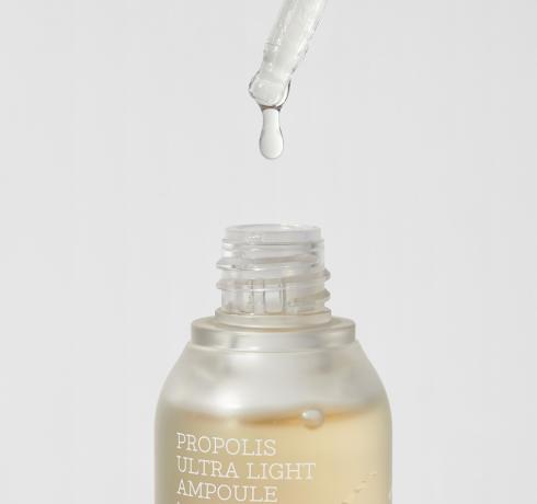 Легкая питательная ампульная сыворотка с прополисом CosRX Propolis Ultra Light Ampoule