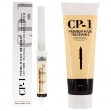 Протеиновая маска для лечения повреждённых волос CP-1 Premium Hair Treatment