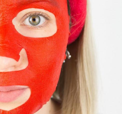 Тканевая маска для лица Double Dare OMG! Red Snail Mask