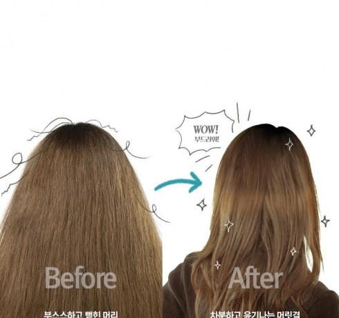 Коллагеновая маска для волос Elizavecca CER-100 Collagen Ceramid Coating Protein Treatment