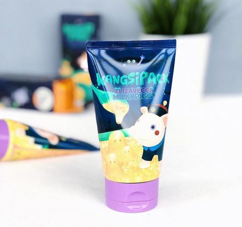 Очищающая золотая маска Elizavecca Milky Piggy Kangsi Pack Mask