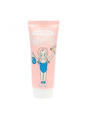 Увлажняющий отбеливающий крем Elizavecca Skin Liar Moisture Whitening Cream