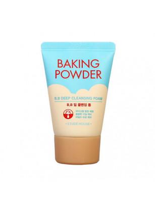 Пенка с содой - Travel-версия - Etude House Baking Powder BB Deep Cleansing Foam