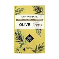 Ультратонкая маска с оливковым маслом Etude house Therapy Olive Air Mask