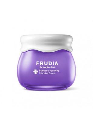 Интенсивно увлажняющий крем с соком черники Frudia Blueberry Hydrating Intensive Cream