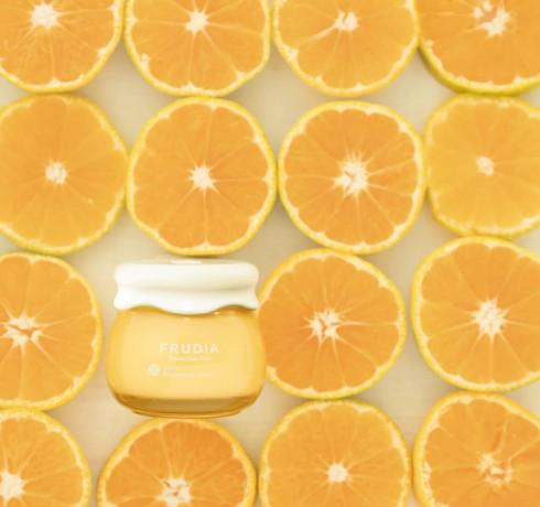 Крем для сияния кожи Frudia Citrus Brightening Cream