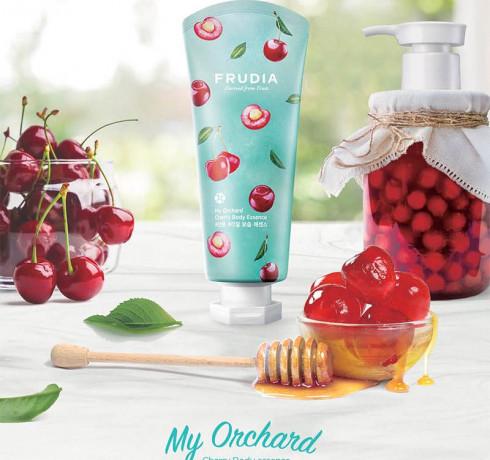Молочко для тела с вишней Frudia My Orchard Cherry Body Essence