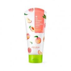 Очищающая пенка для лица с персиком Frudia My Orchard Peach Mochi Cleansing Foam