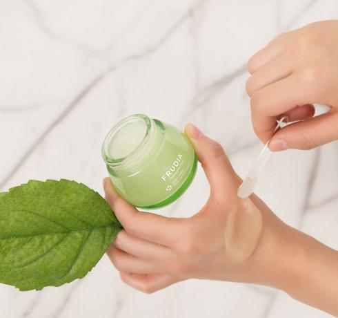Себорегулирующий крем с виноградом Frudia Green Grape Pore Control Cream Mini