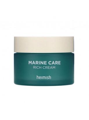 Питательный крем с экстрактом морских водорослей Heimish Marine Care Rich Cream