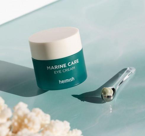Крем для зоны вокруг глаз на основе морской воды Heimish Marine Eye Cream