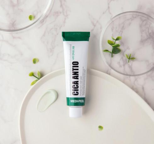 Восстанавливающий крем для проблемной кожи MEDI-PEEL Cica Antio Cream