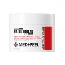 Подтягивающий крем для шеи с пептидным комплексом Medi-Peel Naite Thread Neck Cream