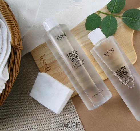 Очищающая вода Nacific Fresh Herb Origin Cleansing Water