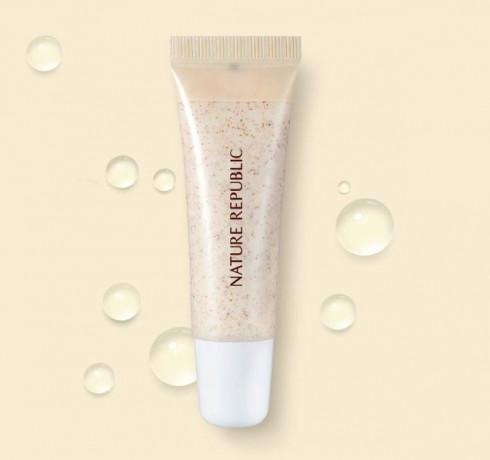 Мягкий скраб для губ Nature Republic Pure Shine Lip Scrub