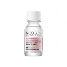 Точечное средство от прыщей с CICA-комплексом Neogen Dermalogy A-Clear Soothing Pink Eraser