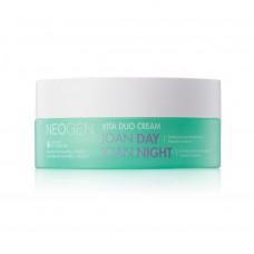 Двойной дневной и ночной крем Neogen Dermalogy Vita Duo Cream Joan Day Joan Night