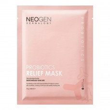 Восстанавливающая маска с пробиотиками и пептидами Neogen Dermalogy Probiotics Relief Mask